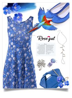 """""""Rosegal 33"""" by itsybitsy62 ❤ liked on Polyvore featuring J.W. Anderson"""