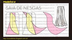 ModelistA: SAIA DE NESGAS / PANOS