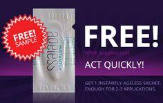 Free Sample of Instantly Ageless - http://ift.tt/1UNpNpW