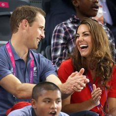 Catherine & William