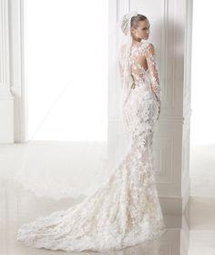 CAPRICORNIO, Vestido Noiva 2015
