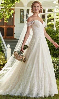 Courtesy of Martina Liana Wedding Dresses; www.essensedesigns.com/martina-liana; Wedding dress idea.