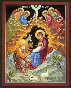 Reblogging about Eastern Orthodoxy: Christmas Reflection, by Fr Dn Charles Joiner