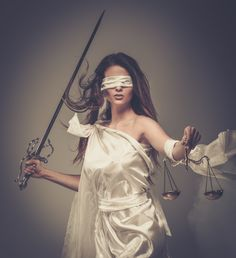 Photo about Femida, Goddess of Justice, with scales and sword wearing blindfold. Image of justice, lady, counsel - 39121321 Justice Scale, Lady Justice, Law And Justice, Tattoo Deus, Family Law Attorney, Attorney At Law, Signo Libra, Religious Tattoos, Gods And Goddesses