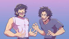 Two Akira! Devilman OVA vs Devilman Crybaby, done by Viperfish