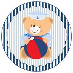 Urso Marinheiro nº 18