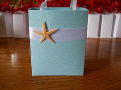 Beach wedding party favor bags great for bridal by steppnout, $2.50