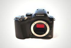 Samsung NX20 Wi-Fi Camera Photo Leaks