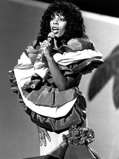 #fashion #donnasummer #disco