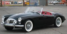 1962 MG MGA Convertible