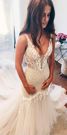 Best Wedding Dress Designers For 2017 ❤ See more: http://www.weddingforward.com/wedding-dress-designers/ #weddings