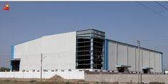 Looking for best Pre Engineered Building (PEB) manufacturing companies in India? Richa Industries Limited is a manufacturer of world-class Pre Engineered buildings and provides cost effective steel building solution for low-rise, mid-rise and high-rise steel buildings. Richa has huge experience of manufacturing all types of steel buildings in all states and cities of India. Richa's steel buildings are so unique and well designed by experts that's why people are opting Richa's…