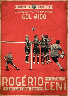 Rogério Ceni - 100º gol