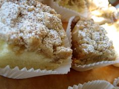"""Entenmann's has nothing on Cook's Illustrated! I was watching some recorded episodes of America's Test Kitchen and saw this incredible crumb cake being made. Crumb cake has been on my """"to make"""" list for some time now, as I just can't resist the light, fluffy cake topping with that sweet crumb topping. It was perfect …"""
