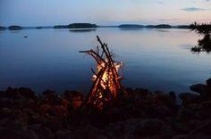 Helsinki, Summer Solstice, Blog Voyage, Nostalgia, Mountains, Sunset, Travel, Outdoor, Historia
