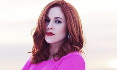 Red head, celebrity, Katy B wallpaper