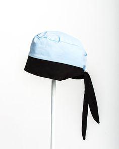 Classic Time Caps in Powder Blue