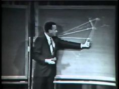 Watch a series of seven brilliant lectures by Richard Feynman  Richard Feynman was obviously famous for his work as a physicist, but he's also widely regarded as one of the most lucid and effective lecturers to ever address an audience. So renowned, so readily accessible were his presentations, that his introductory physics lectures (which he delivered to undergraduates at Caltech) have since been immortalized in the form of a three-volume set called, quite simply, The Feynman Lectures.