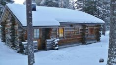 Nordic Adventures log cabin at Kemijärvi Civilization, Cabins, Hunting, Bird, Adventure, Outdoor Decor, Home Decor, Decoration Home, Room Decor