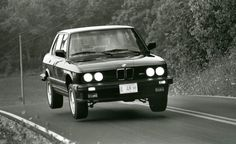 Looking for similar pins? Follow me! pinterest.com/kevinohlsson | kevinohlsson.com 1987 BMW M5 Car & Driver Test [1280x782]