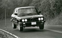 Looking for similar pins? Follow me! pinterest.com/kevinohlsson | kevinohlsson.com 1987 BMW M5 Car & Driver Test [1280x782]