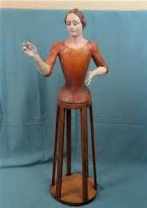 Early 18th Century Santos or Santibelli Cage Doll Spectacular!!!