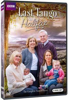 """""""Last Tango in Halifax"""" Last Tango in Halifax: Season 3 at BBC Shop"""