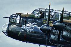 "Lancaster ""Phantom of the Rhur"""