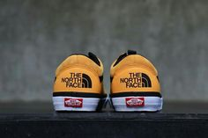 The North Face x Vans Collection // Release Date Mens Vans Shoes, Shoes Sneakers, Date Shoes, Cool Trainers, Tenis Vans, Vans Off The Wall, Custom Shoes, Sock Shoes, Shoe Game