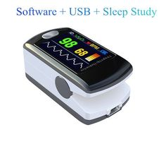 99.00$  Buy here - http://alimmz.worldwells.pw/go.php?t=32301208691 - Pulse oximeter CMS 50E CMS50E, CE and FDA approved Blood Oxygen Oxymetry, SPO2 monitor with software + USB + sleep study