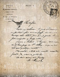 Because emails, Facebook and text messages will never be as beautiful as a handwritten letter.