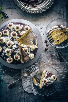 There are few things in life that can't be solved with a chocolate chip cookie. This cake is sponge-like in texture with chocolate chips in every bite.