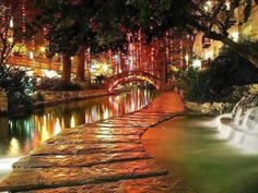 River Walk San Antonio, Texas