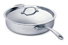 Cuisinox Elite 56 Quart Covered Saute Pan -- Be sure to check out this awesome product.  This link participates in Amazon Service LLC Associates Program, a program designed to let participant earn advertising fees by advertising and linking to Amazon.com.