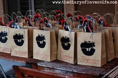 the Diary of DavesWife: Pirate Birthday Party
