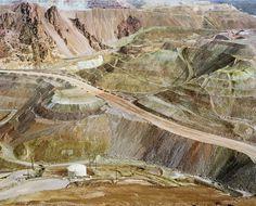 William Rugen Morenci Copper, Mine, AZ