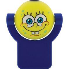 LED Projectable Night-Light (SpongeBob SquarePants(R)) - NICKELODEON - 11708