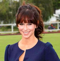 Jennifer Love Hewitt's Hair due is soooo cute! Love the color too!