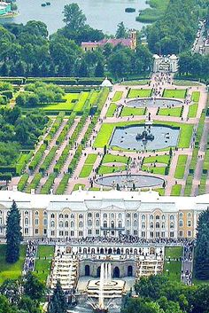 Royal Palace and Park, St