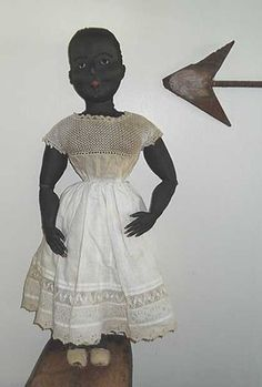antique mammy dolls - Google Search