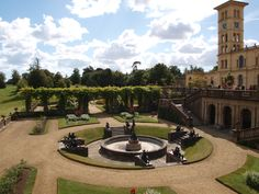 More of the Garden....Osborne House