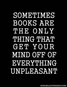 Unless the book is unpleasant and every character you love DIES!