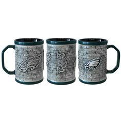 #Eagles Stonewall Sculpted Mug $17.99
