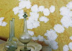 Glass | Narco Flowers | Elitis. Check it out on Architonic