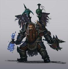 Znalezione obrazy dla zapytania fantasy dwarves