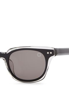 Click here to buy Blake Kuwahara Blore acetate sunglasses at MATCHESFASHION.COM