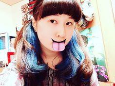 ひ @____nosa_ ん #セルフカラー...Instagram photo   Websta (Webstagram)