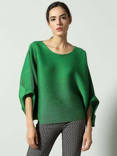 Love the sleeves...add a little lace to the cuffs...that's a cool sweat shirt.