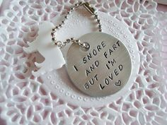 Hey, I found this really awesome Etsy listing at http://www.etsy.com/listing/108571396/hand-stamped-keychain-with-english-or