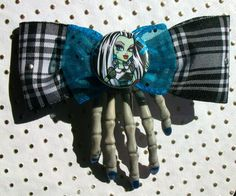 Monster High Hair Bow